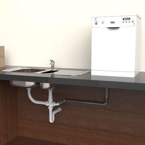 As máquinas de lavar louça estão cada vez mais presentes na vida moderna. Elas facilitam as atividades diárias e garantem mais tempo para outras demandas. Mas, na hora de fazer a instalação do equipamento é preciso estar atento ao encanamento. O kit conexão para cuba dupla Blukit com saída para máquinas de lavar é uma ótima opção, pois, faz ao mesmo tempo, a ligação entre a máquina de lavar louça, a cuba e o escoamento para o esgoto.Confira os detalhes…