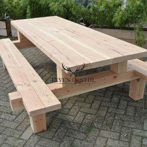 Picknicktisch Douglas Der Moderne Picknicktisch Popular