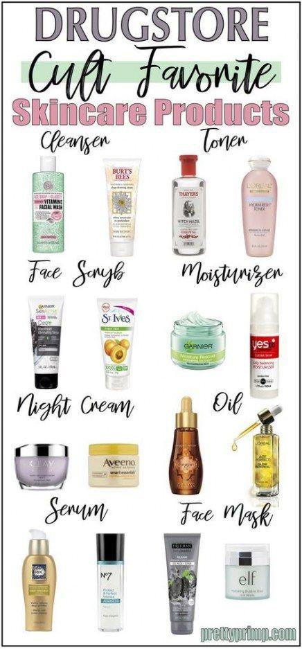 Skin Care Drugstore Facial Cleanser 28 Super Ideas Skincare Skin With Images Drugstore Facial Cleanser Skin Care Brands Skin Care