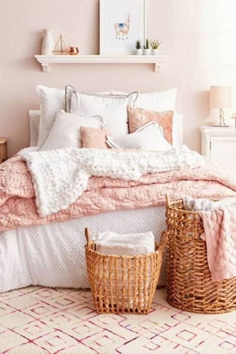 Schlafzimmer Ideen Altrosa