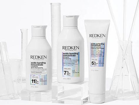 Discover Acidic Bonding Concentrate For Damaged Hair | Redken