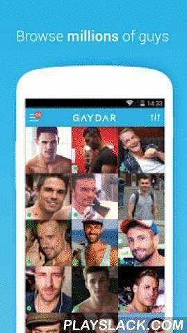 gaydar mens dating site