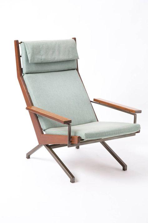 Stoelen Van Gelderland.Rob Parry Dutch Design Gelderland Lounge Chair Lotus 2 Stoelen