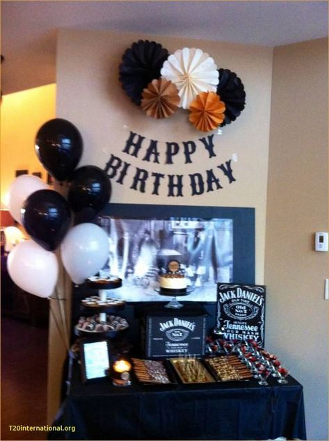 60th Party Decoration Ideas