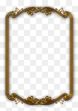 Classical Gold Frame Classical Gold Png Transparent Clipart Image And Psd File For Free Download Gold Frame Frame Frames On Wall