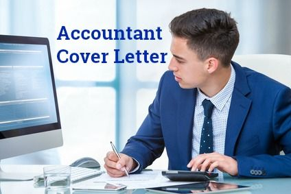 Accountant Cover Letter Sample Accounting Accounting Services Accounting Jobs