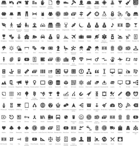 Helveticons extras icon Pinterest Icon set, Icons and UI UX - neue t ren f r k chenschr nke