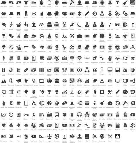 Helveticons extras icon Pinterest Icon set, Icons and UI UX - neue türen für küchenschränke