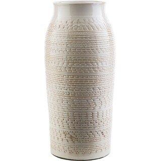 Damien Ceramic Medium Size Decorative Vase Vases Decor Home Decor Vases Table Vases