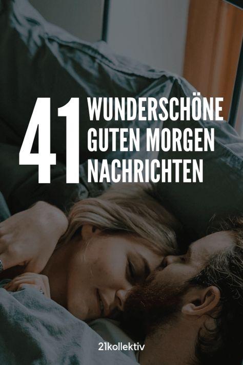 41 süße Guten-Morgen-Nachrichten, die verschicken solltest ❤️