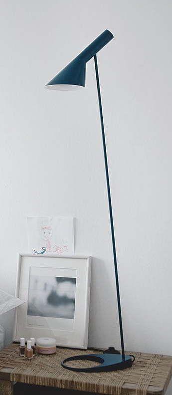 Louis L27 5cm H130cm Lampadaire Bleu NormalDes Nuit Poulsen Aj GVqSpzUM