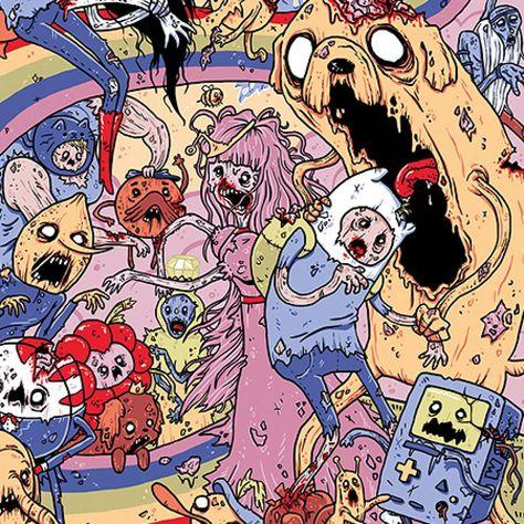 Zombie Art PrintsFredrik Edén Illustration