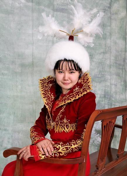 Юбки казахские