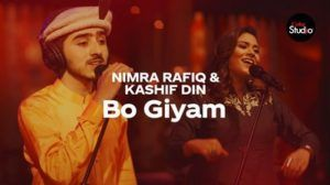 Bo Giyam Lyrics Translation Coke Studio 12 Kashif Din Nimra Rafiq Bo Giyam Song With Lyrics And Translation In English Track Lyrics Songs Song Lyrics