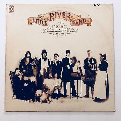 Little River Band Diamantina Cocktail Harvest Label Sw 11645