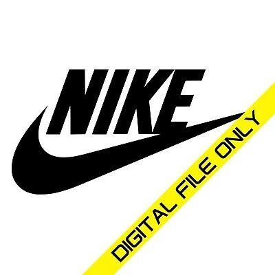 Ad Ebay Url Nike Sportswear Shoes Svg Eps Dxf Pdf Png Digital File Silhouette Cricut Project Nike Nike Wallpaper Nike Logo