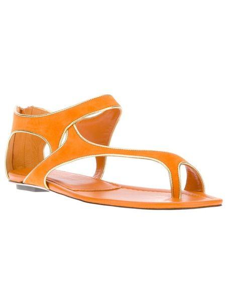 New Womens Karl Lagerfeld Black K//Pearl Sling Rubber Sandals Flats Buckle
