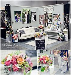 Trade Show Booth Edmonton : Bridal expo booth idea how simple and cheap! business bridal