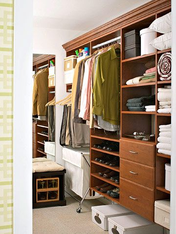 Planning Your Closet System