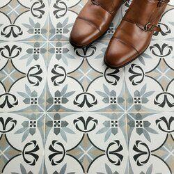 Ivy Hill Tile Anabella x Porcelain Field Tile in Royale