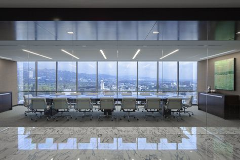 Office Tour: Confidential Financial Services Offices – Beverly Hills