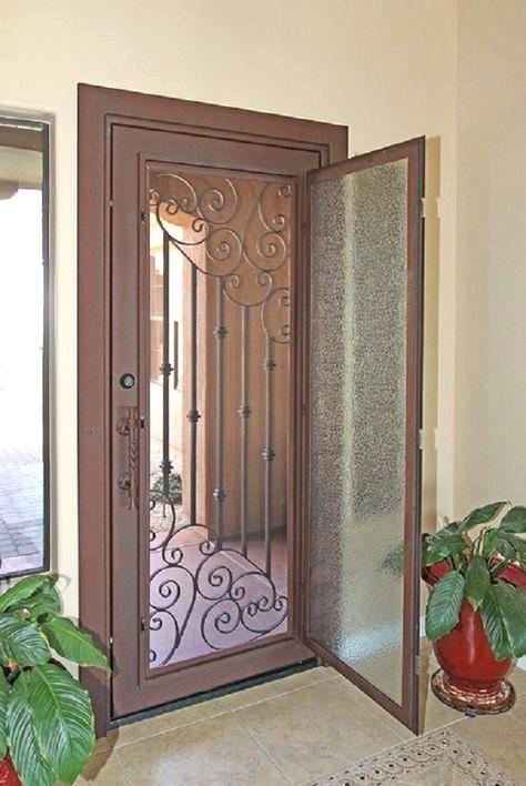 Pin On Security Door Ideas