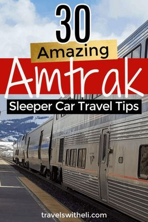 The ultimate guide to riding the Amtrak California Zephyr train from Colorado to California in a superliner family bedroom. Everything you need to know before booking your trip, and what to expect once you board the train. California Zephyr, California Travel, Train Vacations, Unique Vacations, Family Vacations, Amtrak Train Travel, Train Rides, Train Trip, Train Journey