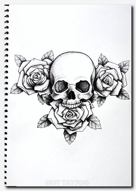 Tattoo Hot Tattoo Tattoo Templates Skull Rose Tattoos Rose Tattoos