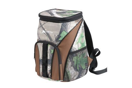 Ozark Trail 30 Can Camo Backpack Cooler In 2020 Camo Backpack