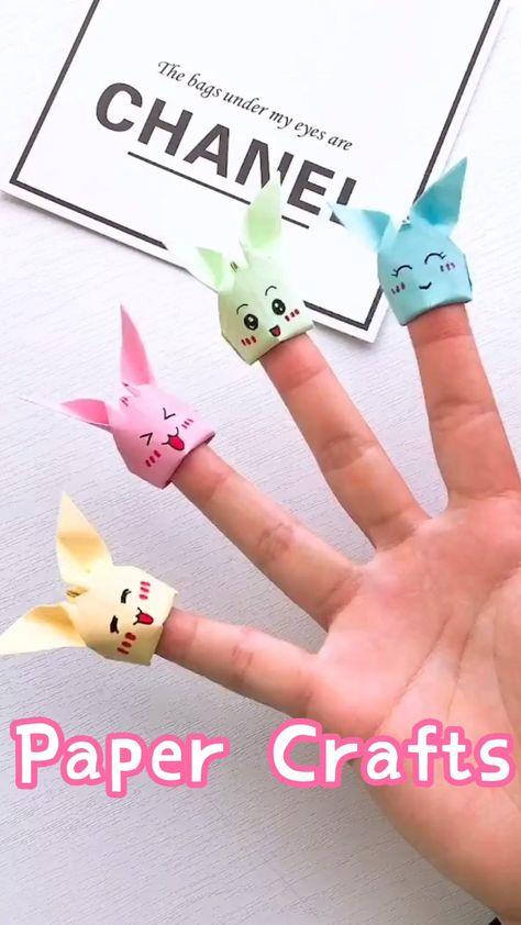 😍Fun & Easy Cactus Paper Craft for Kids