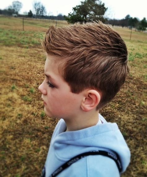 15 Beautiful Hairstyles For Your Little Boys Trend New Newest Hairstyle Trends Boy Haircuts Short Boys Haircuts Little Boy Hairstyles