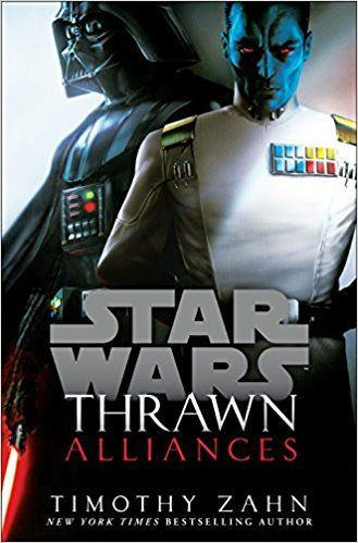 Pin By Kamran Karim On New Arrivals At Mcbh Library Star Wars Books Star Wars Novels Thrawn Book