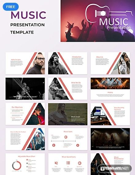 Free Music Powerpoint Presentation Free Powerpoint