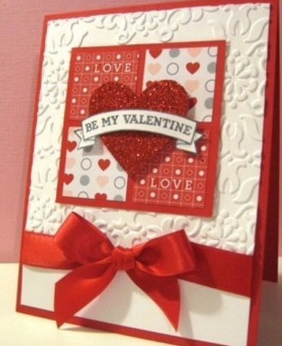 Stampin' Up! - Be My Valentine - Almost Like Brand New!