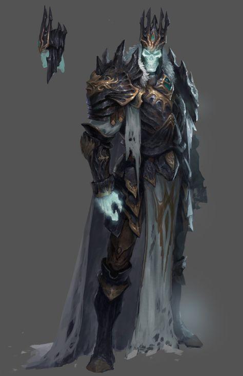 Roi necroman