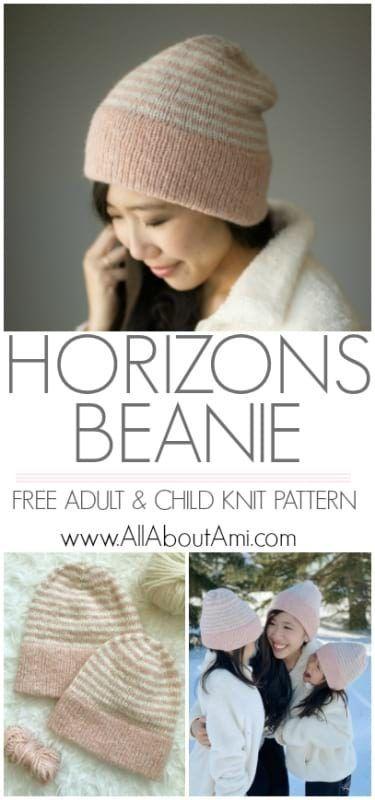 Horizon-t Colorful Notes Unisex 100/% Acrylic Knitting Hat Cap Fashion Beanie Hat