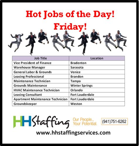 Now #hiring in #Sarasota! Are you an experienced High Level - property management job description