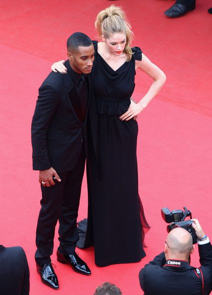 Doutzen Kroes And Sunnery James At The 2011 Cannes Film Festival - The Cutest Cannes Couple Moments Of The Decade - Photos