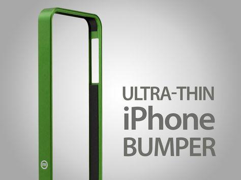 AL13 premium ultrafina Aerospace tope de aluminio para el iPhone mediante diseñada por m - Kickstarter