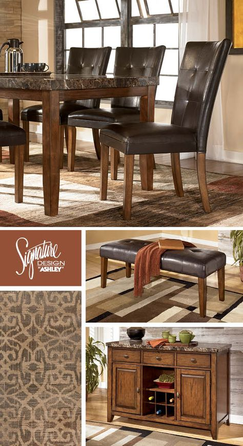Dining Room Furniture Table And Chairs Lacey Dining Room Set