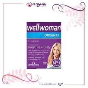 Wellwoman Original 30 Tab Health The Originals Personal Care