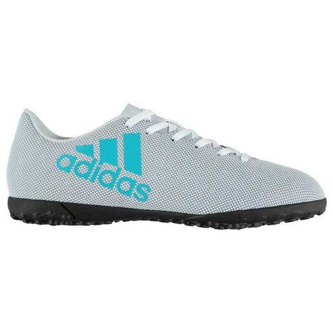 Adidas X 17.4 Junior Astro Turf ShoesTrainers