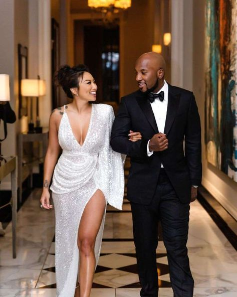 Jeezy and Jeannie Will Cotton Jeannie Mai and Jeezy are officially dating, PEOPLE can confirm. Last week, the rapper formerly known as Young Jeezy was joined by Jeannie Mai, Young Jeezy, The Real Talk Show, Bridal Gallery, Looking Dapper, Fashion Couple, Beautiful Couple, The Dress, Formal Dresses
