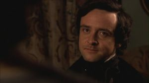 Richard Harrington, cast as Andrew Blamey.