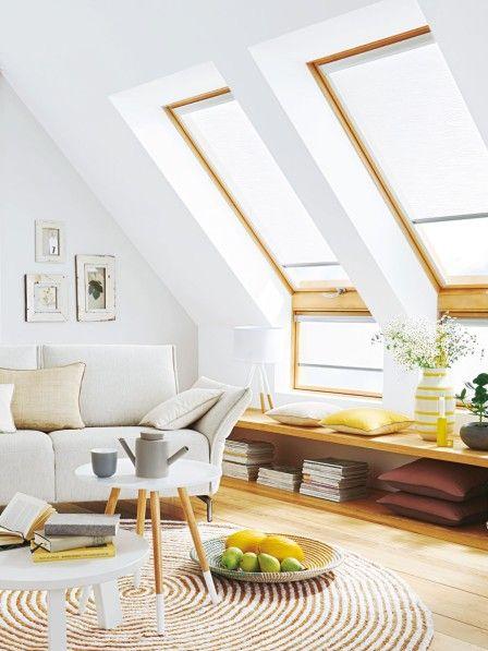 Die besten 25+ Möbel für dachschrägen Ideen auf Pinterest ...