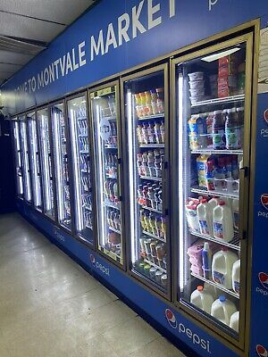 Ad Ebay Url Convenience Store Deli Walk In Cooler Fridge 10 Door 20 Ft New Compressor No Box In 2020 Cool Doors Cool Restaurant Refrigerator Models
