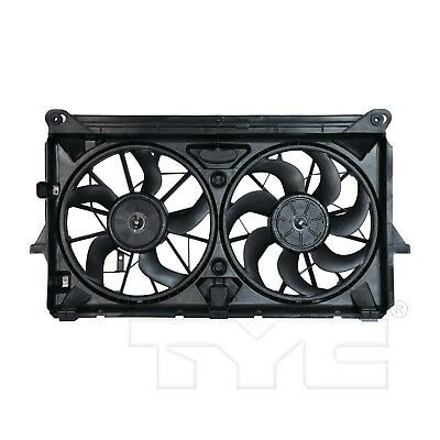 Radiator And Condenser Fan For Ford C-Max  TYC623180