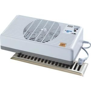 Suncourt Flush Fit Register Booster Fan In Brown Hc500 B With Images Heating And Air Conditioning Air Heating Room Ventilation