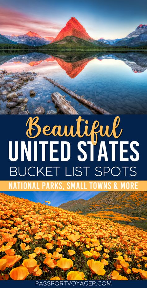 Explore the best of the beautiful United States, from charming small towns to epic national parks and so much more! Check out this awesome guide on the best places to visit in United States, featuring…More Wedding Destination, Destination Voyage, Us Travel Destinations, Usa Travel Guide, Travel Usa, Travel Guides, Travel Tips, Travel Expert, Italy Travel