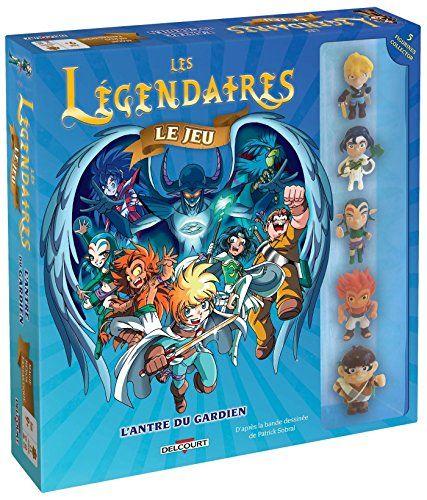 Telecharger Les Legendaires Le Jeu L Antre Du Gardien Pdf Livre En Ligne By Patrick Sobral Telecharger Vo Telechargement Figurine De Collection Gardien